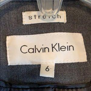 Calvin Klein Jackets & Coats - Calvin Klein Stretch Crop Blazer 6